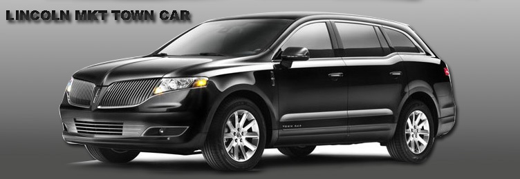 Los Angeles executive town cars - Lincoln MKT