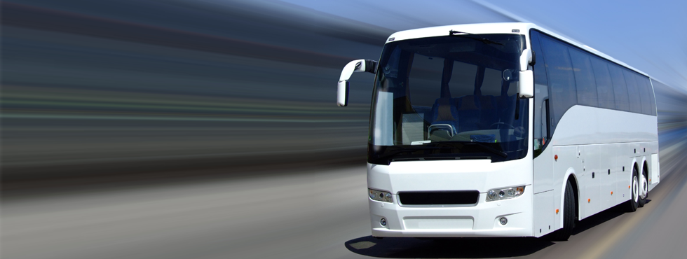Los Angeles charter bus service