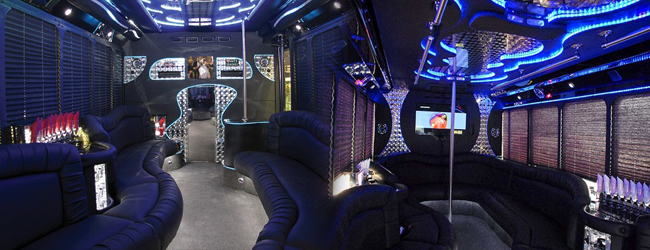 freightliner-interior Party Bus Fleet Party Bus Fleet freightliner interior