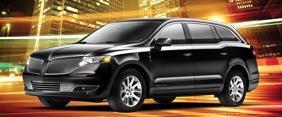Los Angeles town car limo service