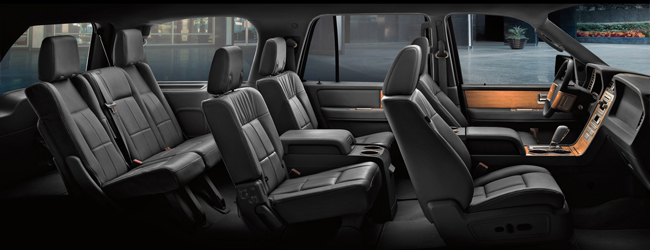 Lincoln-navigator-interior